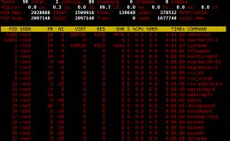 linux系统进程管理【显哥出品,必为精品】