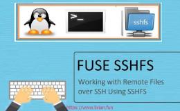 SSHFS远程目录自动挂载到本地目录 (纯干货 企业案例实操)【显哥出品,必为精品】