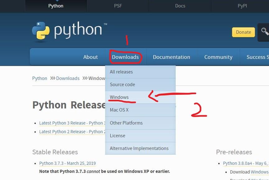 【Python入门】(一)、Python安装