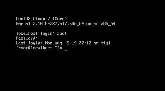 重置Linux超级管理员root密码