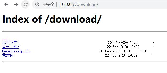 【Linux运维架构】第十篇 Nginx常用基础模块