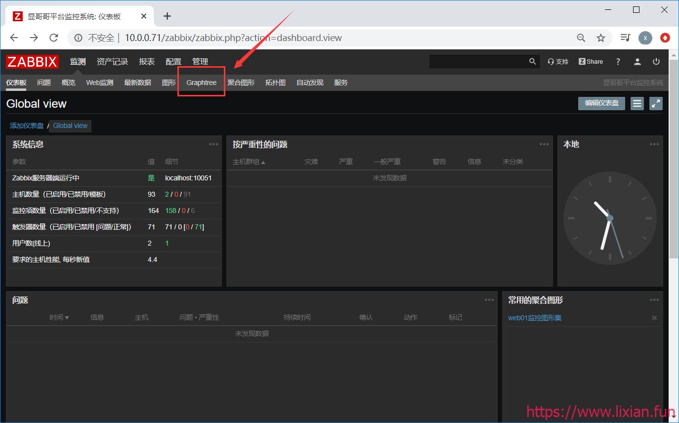 企业级zabbix监控实战——OneOaaS-Graphtree图形树插件【显哥出品,必为精品】